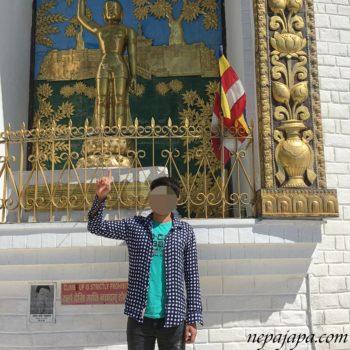 サンティパゴダの日本妙法寺