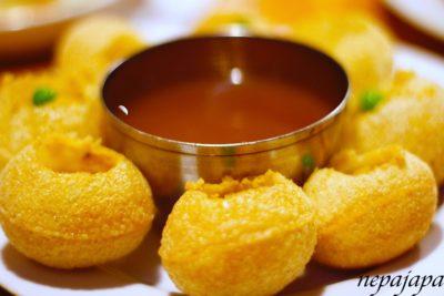 ネパール料理・パニプリ
