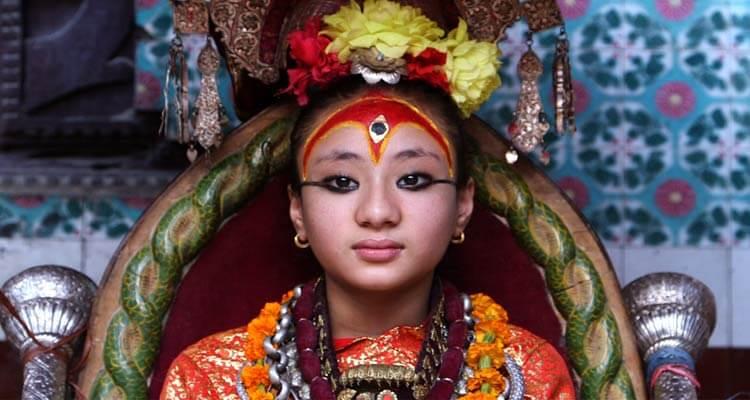 ネパール クマリとは