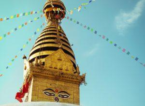 ネパールの寺院の目って何?マナーや歴史は