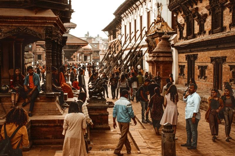 ネパールの治安状況と女性一人は大丈夫か?ということについて!