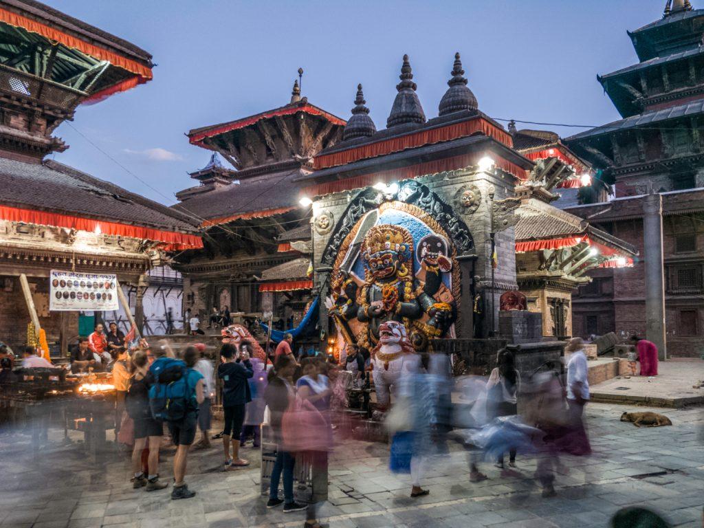 ネパールのお祭りダサインとは10月のもの?料理はどんな食べ物が?
